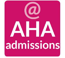 AHA-Admissions