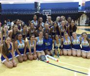 AHA Dance Team Monmouth University 2014