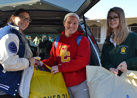 Edgewater Fire Victims Drive