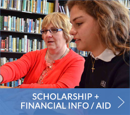 Scholarship and financial aid info