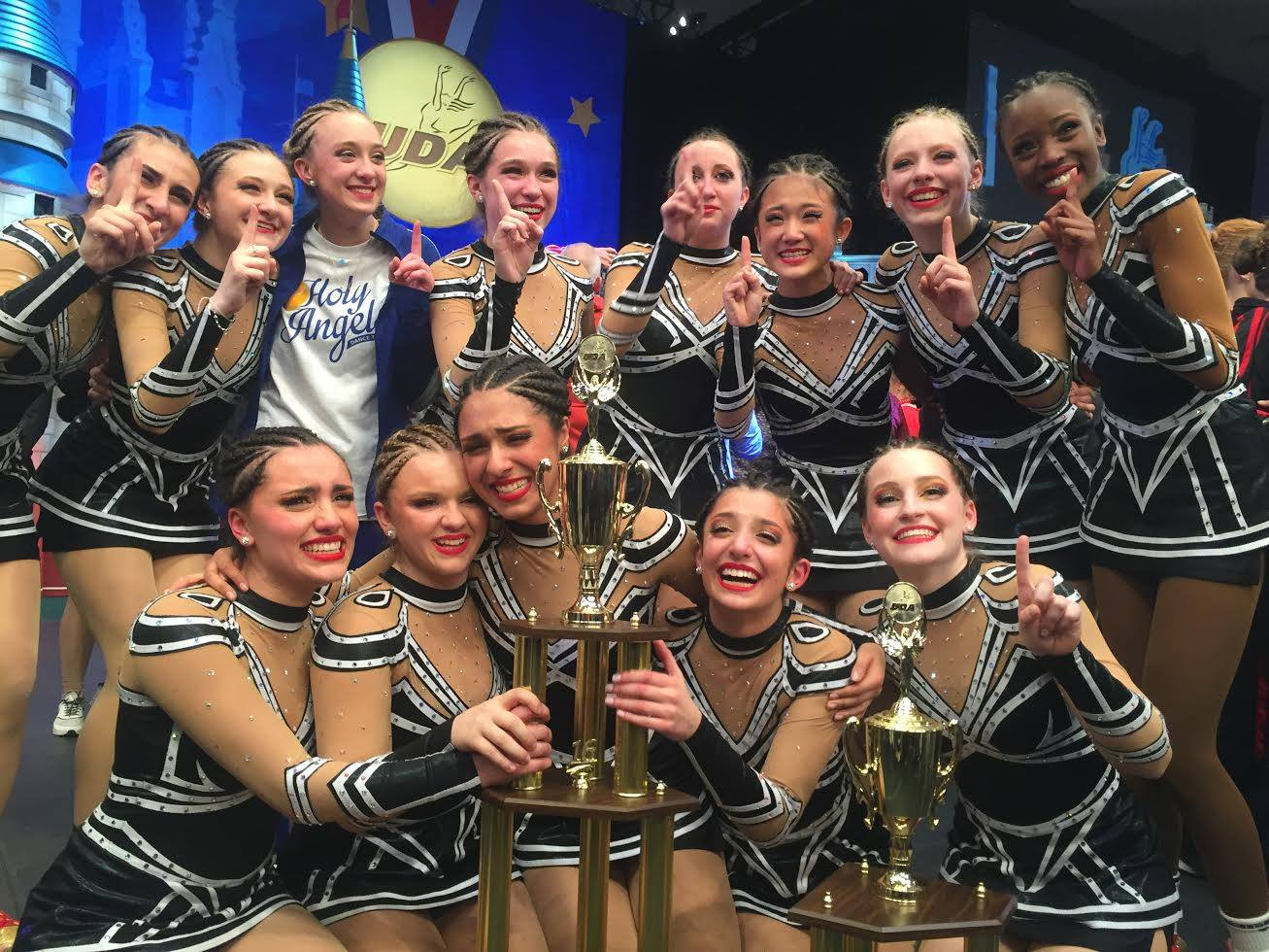 AHA 2015-National-Dance-Team-Championships