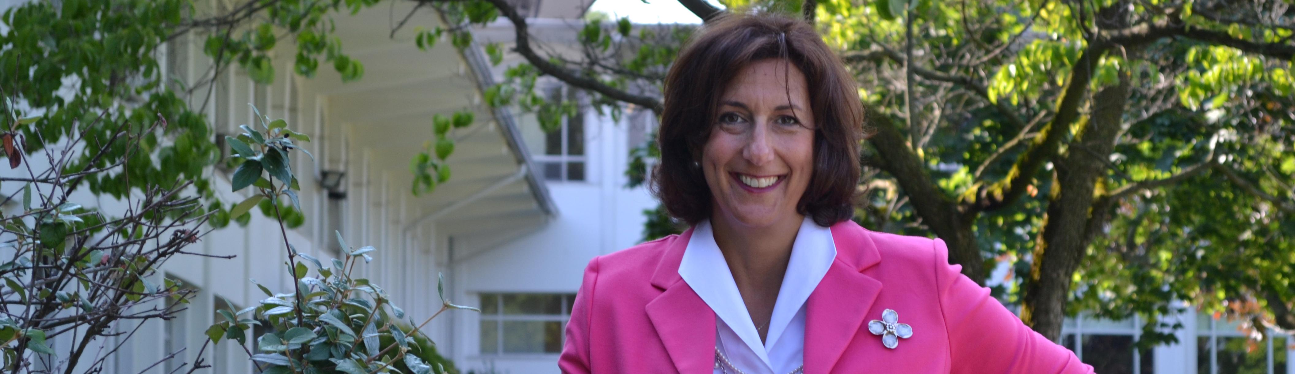 AHA Principal Jennifer Moran